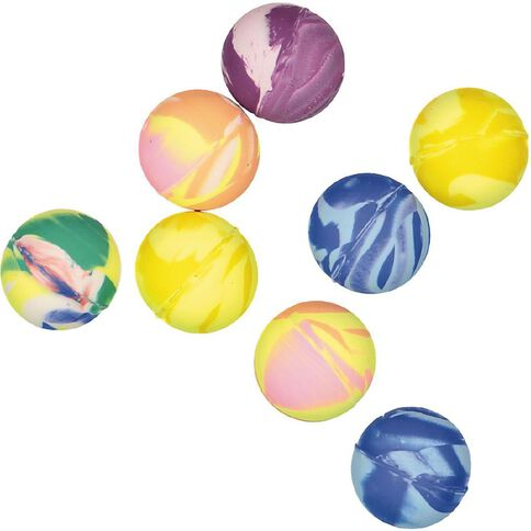 Party Inc Party Favours Bouncing Ball 8 Pack