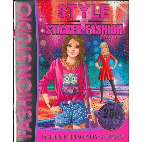 S & A Fashion Studio: Street Star Model Dress-up