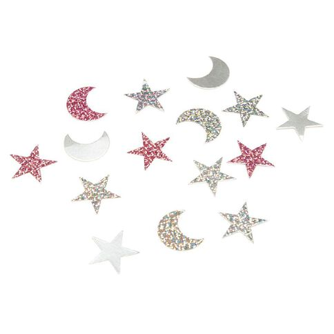 Party Inc Stars & Moon Party Confetti 34g