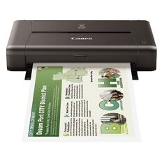 Canon IP110 Portable Printer