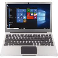 Everis Metal 13.3 inch Windows 10 Notebook (USB Type C Model) Silver