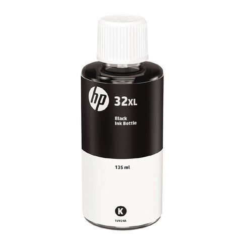 HP Ink 32XL Black 135ML (6000 Pages)