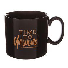 Uniti Time Mug Gold Foil