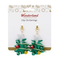 Wonderland Clip-on Earrings Assorted