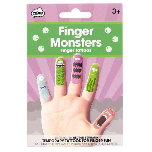 NPW Finger Monster