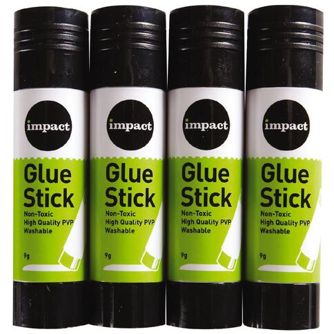 WS Glue Stick 9g 4 Pack