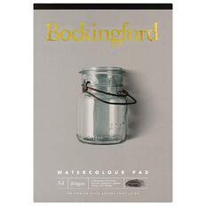Bockingford Watercolour Pad 200gsm 20 Leaf A4