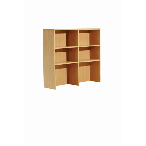 Ergoplan Storage Hutch Tawa