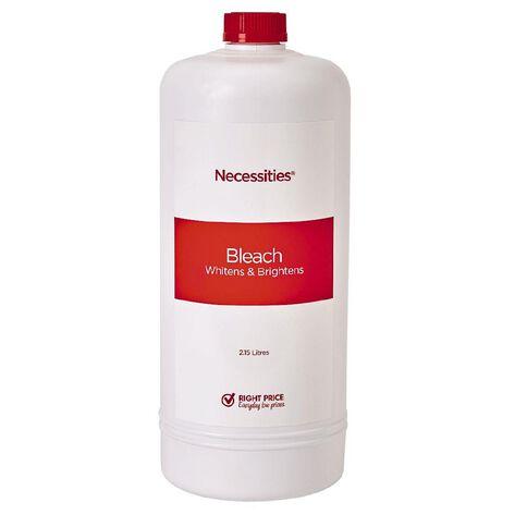 Necessities Brand Bleach 2.15L