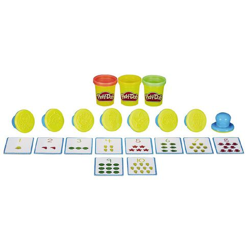 Play-Doh Numbers & Counting