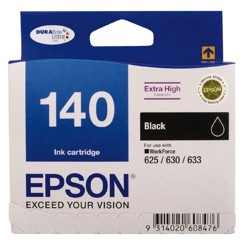 Epson Ink 140 Black (945 Pages)