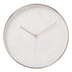 Uniti Wall Clock 30cm Gold