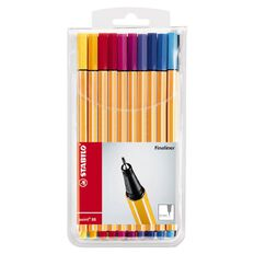 Stabilo Stabilo Pen Point 88 20 Pack Assorted