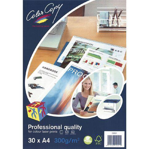 Color Copy Digital Laser 300gsm 30 Pack