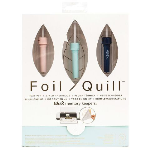 We R Memory Keepers Foil Kit Quill All-In-One