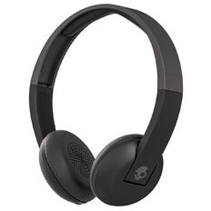 Skullcandy Uproar Wireless On Ear Headphones Black/Grey