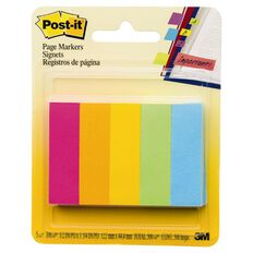 Post-It Page Marker Small 670 5AN 5 Pack