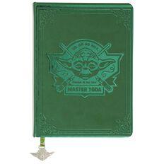 Star Wars Premium Notebook Yoda PU A5