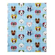 WS Book Cover Dogs 45cm x 1m