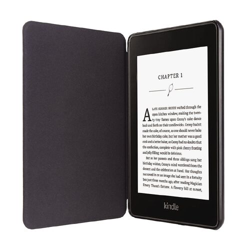 Ollee Protective Case for Kindle Paperwhite 10th Gen 2018 Blue