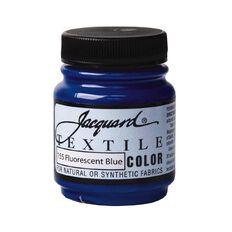 Jacquard Textile Colours 66.54ml Fluorescent Blue