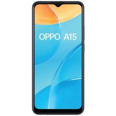 OPPO A15 - Dynamic Black
