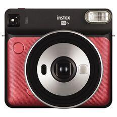 Fujifilm Instax SQ6 Instant Camera Ruby