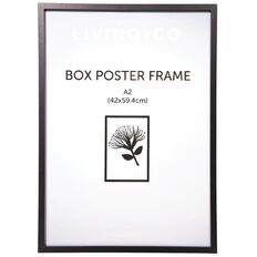Living & Co Box Poster Frame A2