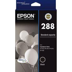 Epson 288 DURAbrite Ink Black (175 pages)