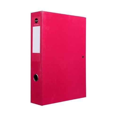 Impact Pressboard Box File Fs Pink