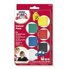 Fimo Kids' Modelling Clay Standard Colours