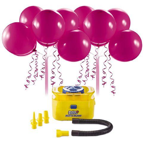 Zuru Bunch O Balloons Self-Sealing 16 Balloons & Pump Pack Pink