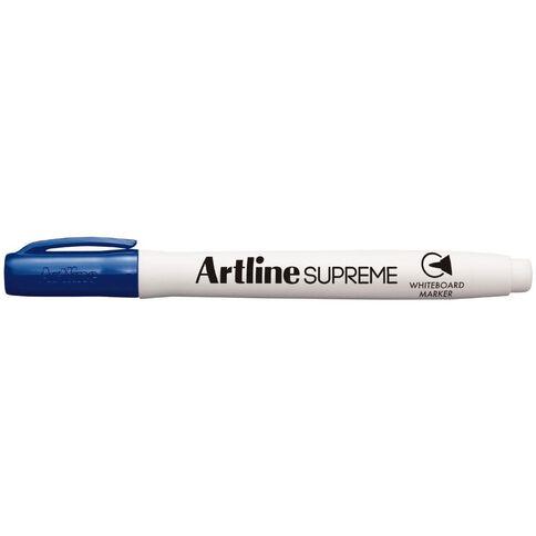 Artline Supreme Whiteboard Marker Blue