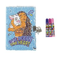 Disney Princess Lockable Diary Set A5