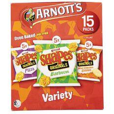 Arnott's Shapes Variety Value Pack 375g