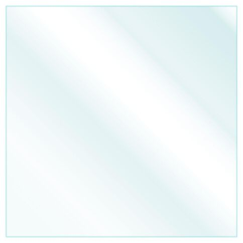 SKINZ Cthru Book Cover 45cm x 10m Clear