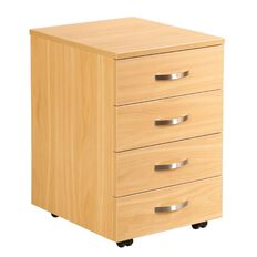 EKO 4 Drawer Mobile Tawa