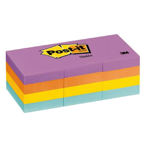 Post-It Notes 653An 34.9mm x 47.6mm Cape Town Collection 12