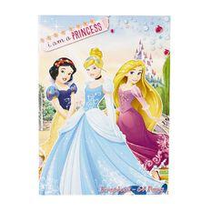 Disney Princess Scrap Book Assorted