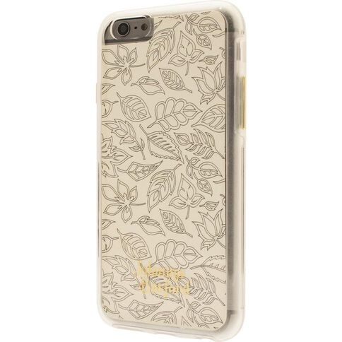 Johanna Basford Iphone 6 6s Case Enchanted Forest Clear