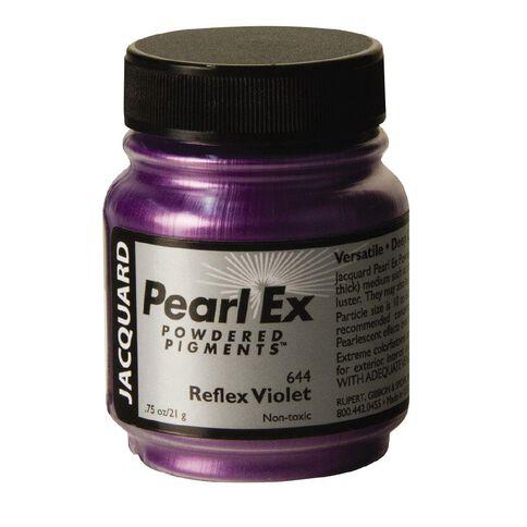 Jacquard Pearl Ex 21.26g Reflex Violet