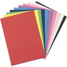 U-Do Value Cardstock Smooth 220gsm Brights 60 Sheets 7in x 5in