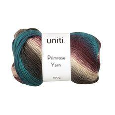 Uniti Yarn Primrose 100g Teal