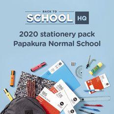 Papakura Normal School - Year 3 & 4