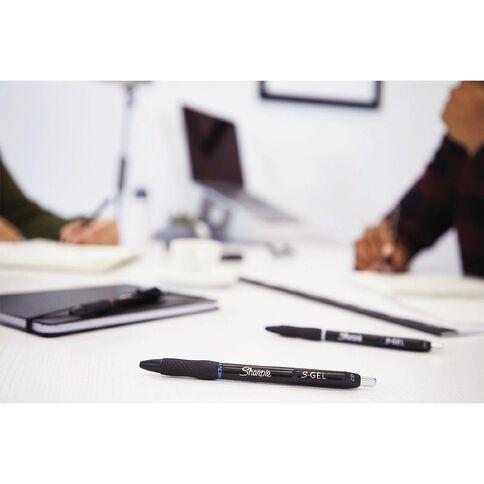 Sharpie Retractable 0.7mm Gel Pen Business Assorted 4 Pack