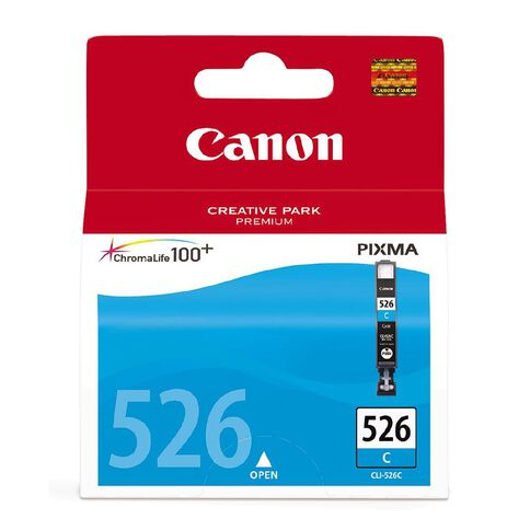 Canon Ink CLI526 Cyan (462 Pages)
