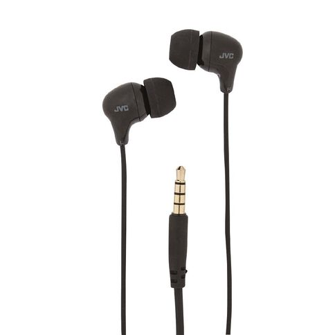 JVC Earbuds Black