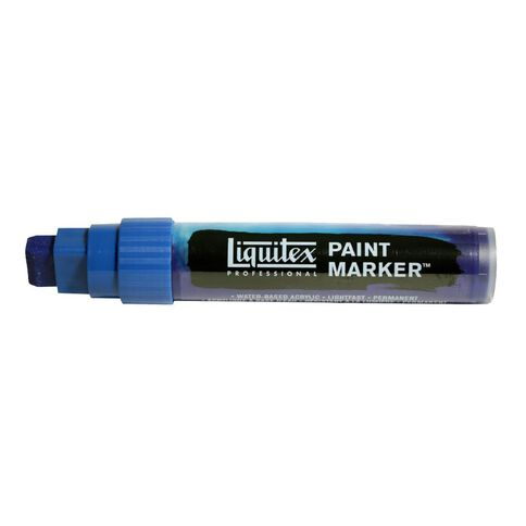 Liquitex Marker 15mm Phtalo Blue