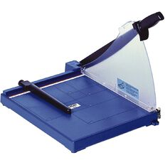 Ledah Guillotine 403 10 Sheet Blue A4