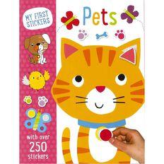 My First Sticker Pets by Make Believe Ideas
